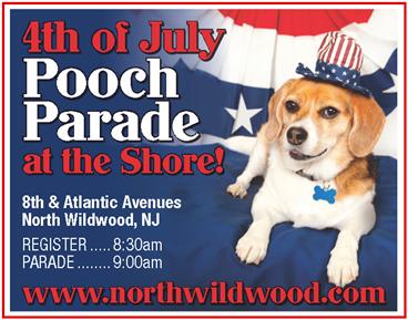 north wildwood pooch parade