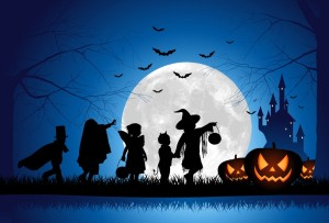Cape May County Trick or Treat Times 2015