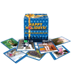 Happy Holidays Review and Giveaway