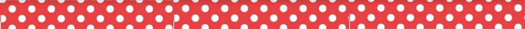long polka dot border