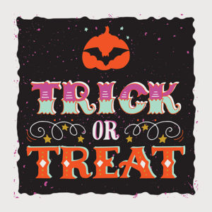 2016 Halloween Trick or Treat Times