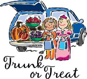 Trunk or Treat Events