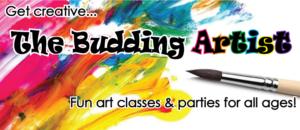 The Budding Artist: A place for Fun Art, Not Fine Art