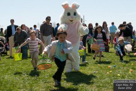 Linwood Annual Easter Egg Hunt All Wars Memorial Park 1299 Shore Road NJ
