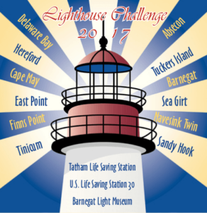 Lighthouse Challenge of New Jersey Weekend