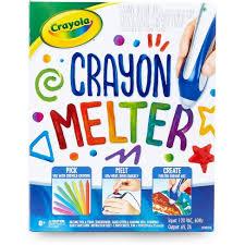 Crayola Crayon Melter Giveaway